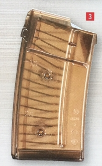 Magazine 20-rounds for SG 55x w/notches